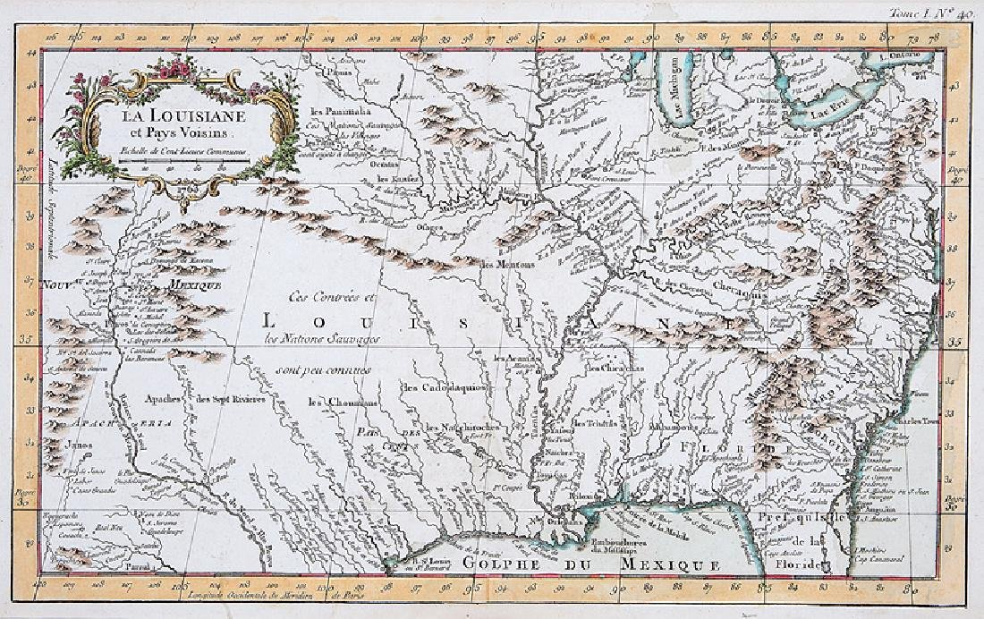 Jacques Nicolas Bellin 1764 - 3
