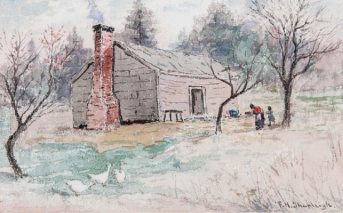 Frank Henry Shapleigh (American/NH, 1842-1906)