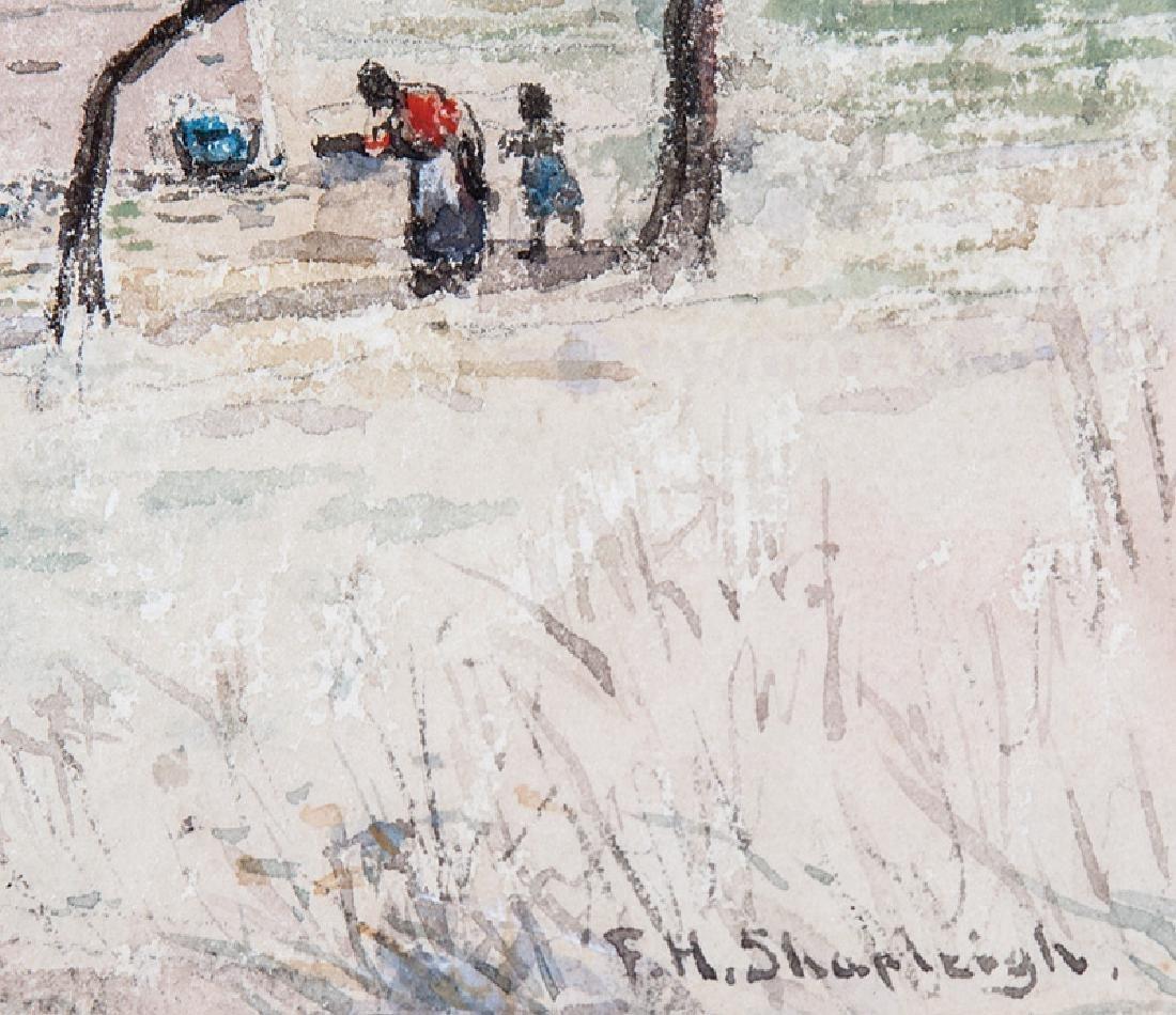 Frank Henry Shapleigh (American/NH, 1842-1906) - 2