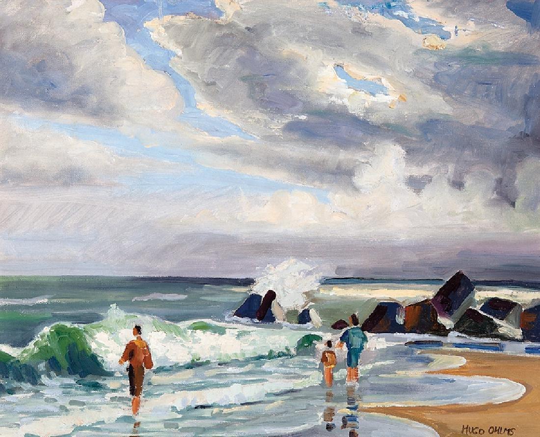 Hugo Ohlms (German/Florida, 1904-1990)