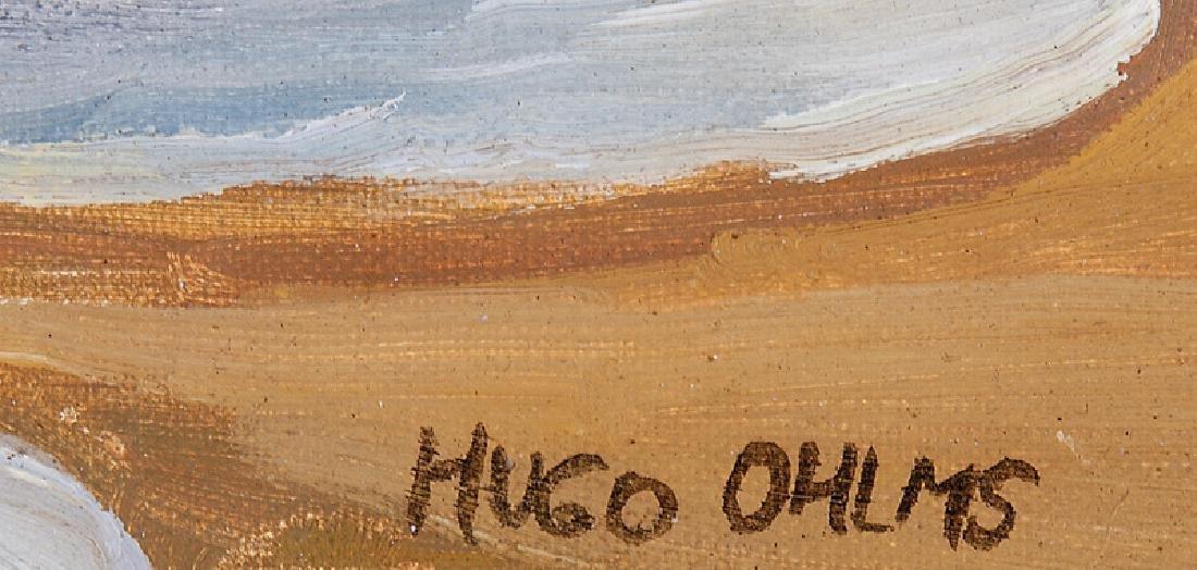 Hugo Ohlms (German/Florida, 1904-1990) - 2