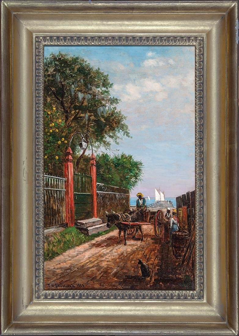 Frank Henry Shapleigh (American/New Hampshire)