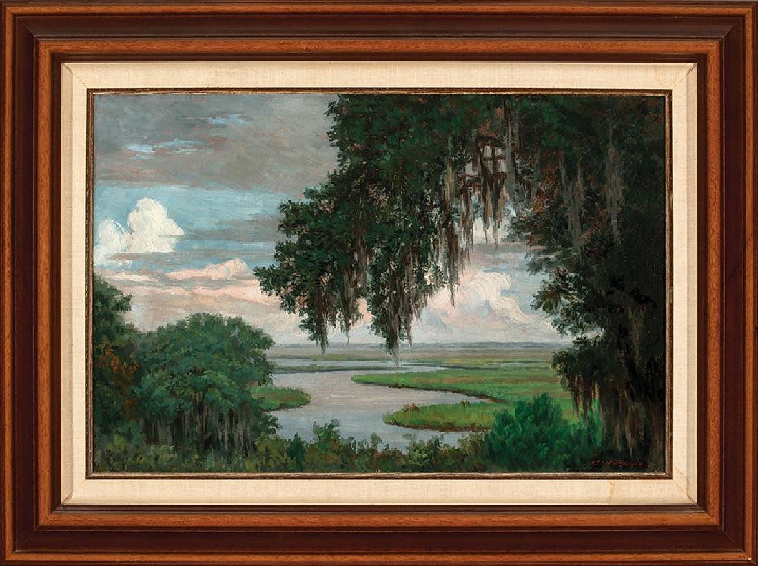Charles Wellington Boyle (American/Louisiana)