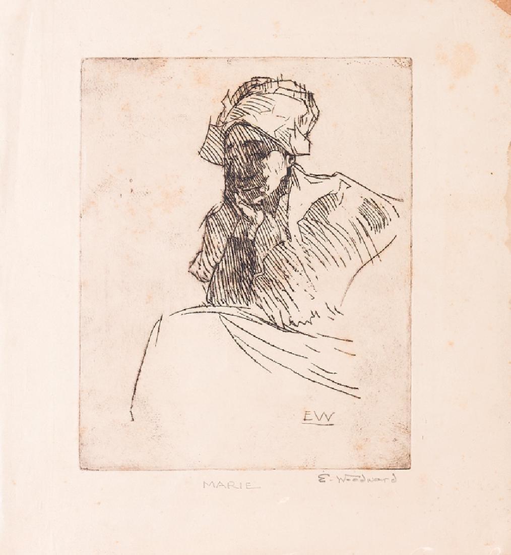 Ellsworth Woodward (American/New Orleans, 1861)