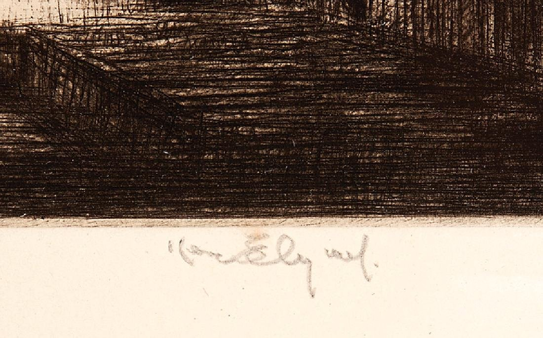 Kerr Eby (Canadian, 1889-1946) - 2