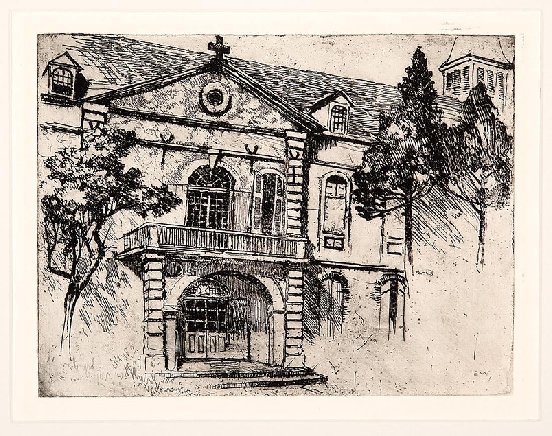 Ellsworth Woodward (American/New Orleans, 1861) - 2