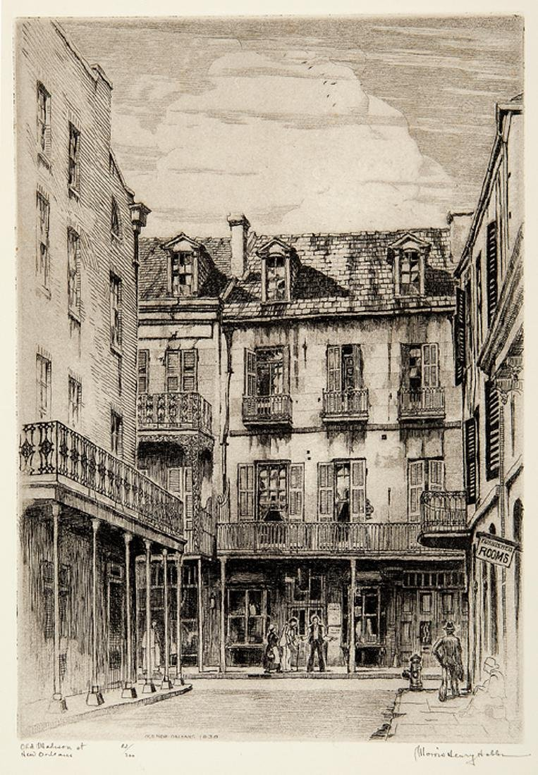 Morris Henry Hobbs (American/New Orleans, 1892)