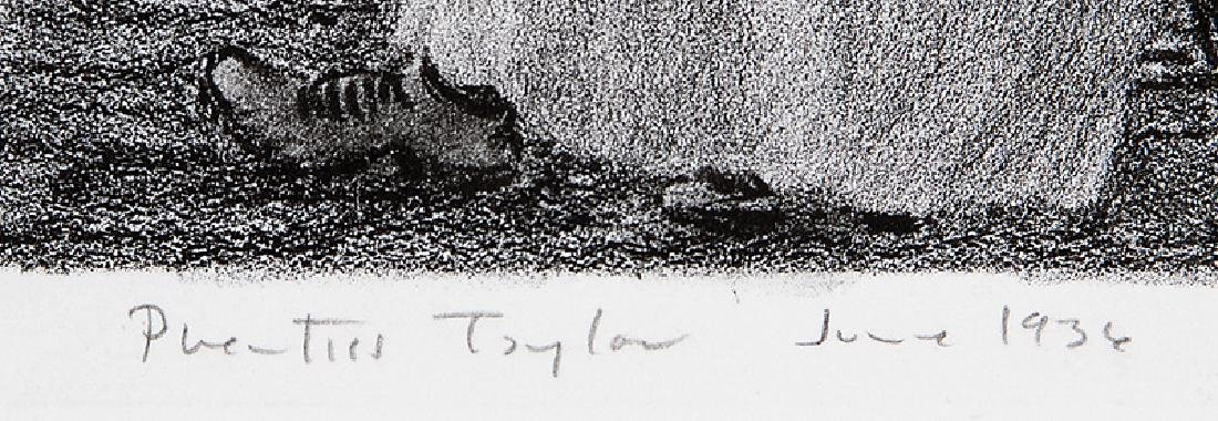 Prentiss Taylor (American, 1907-1991) - 2