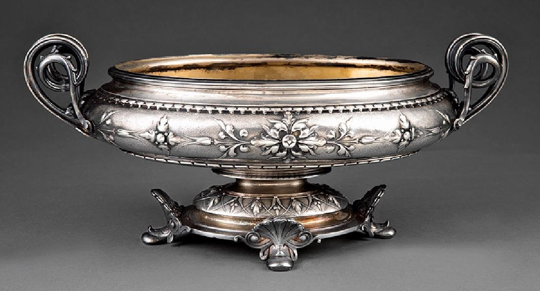 Christofle Silverplate Jardiniere