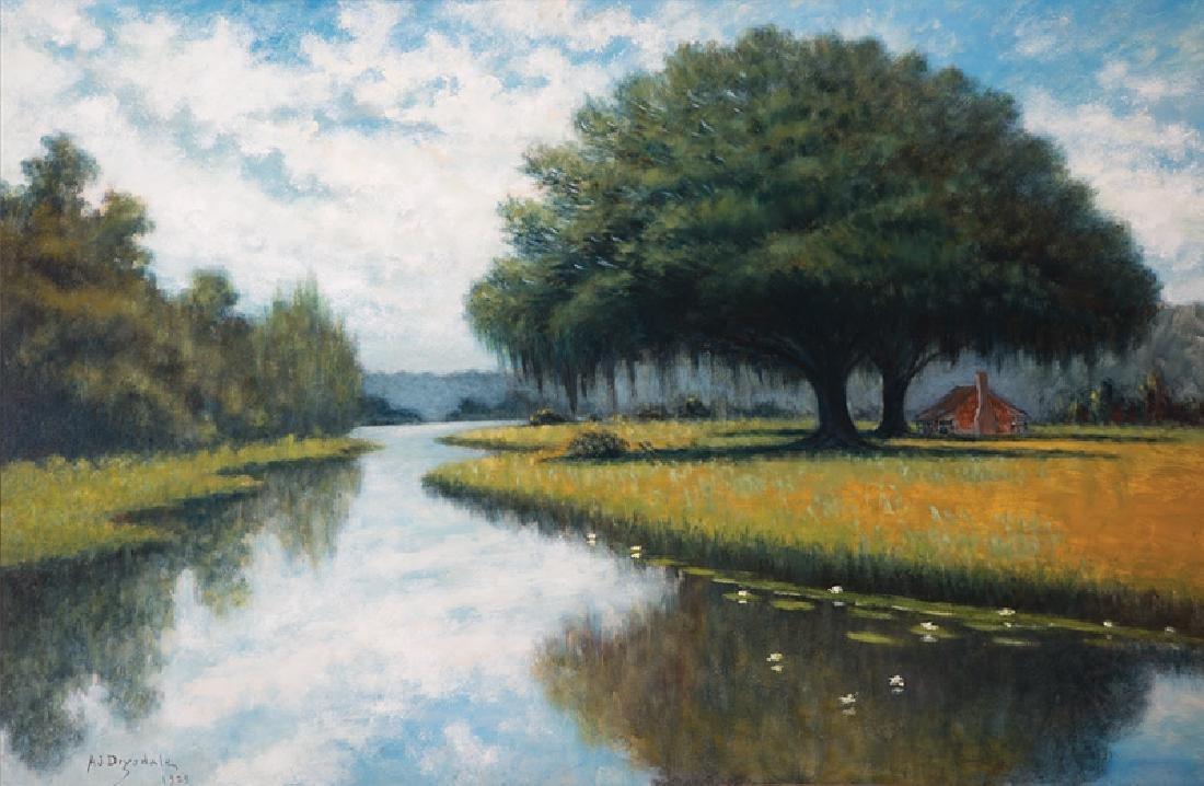 Alexander John Drysdale (American/New Orleans) - 2
