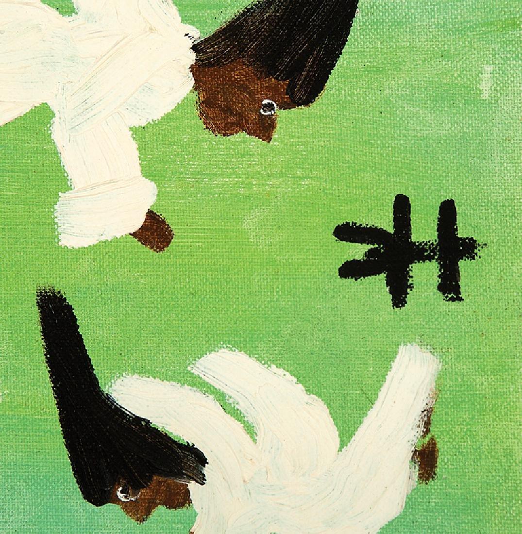 Clementine Hunter (American/Louisiana, 1886-1988) - 2
