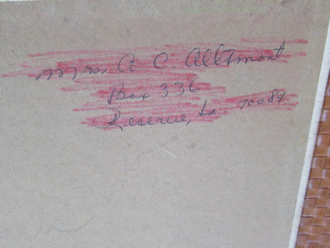 Clementine Hunter (American/Louisiana, 1886-1988) - 6