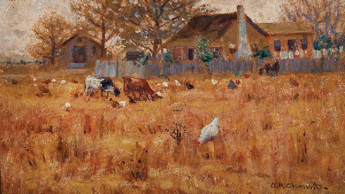George Clements (American/Louisiana, 1854-1935)