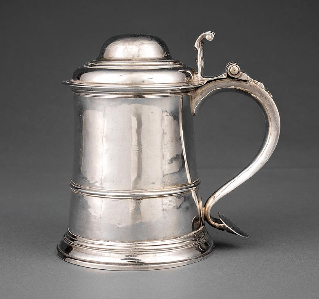 Benjamin Cartwright Sterling Silver Tankard