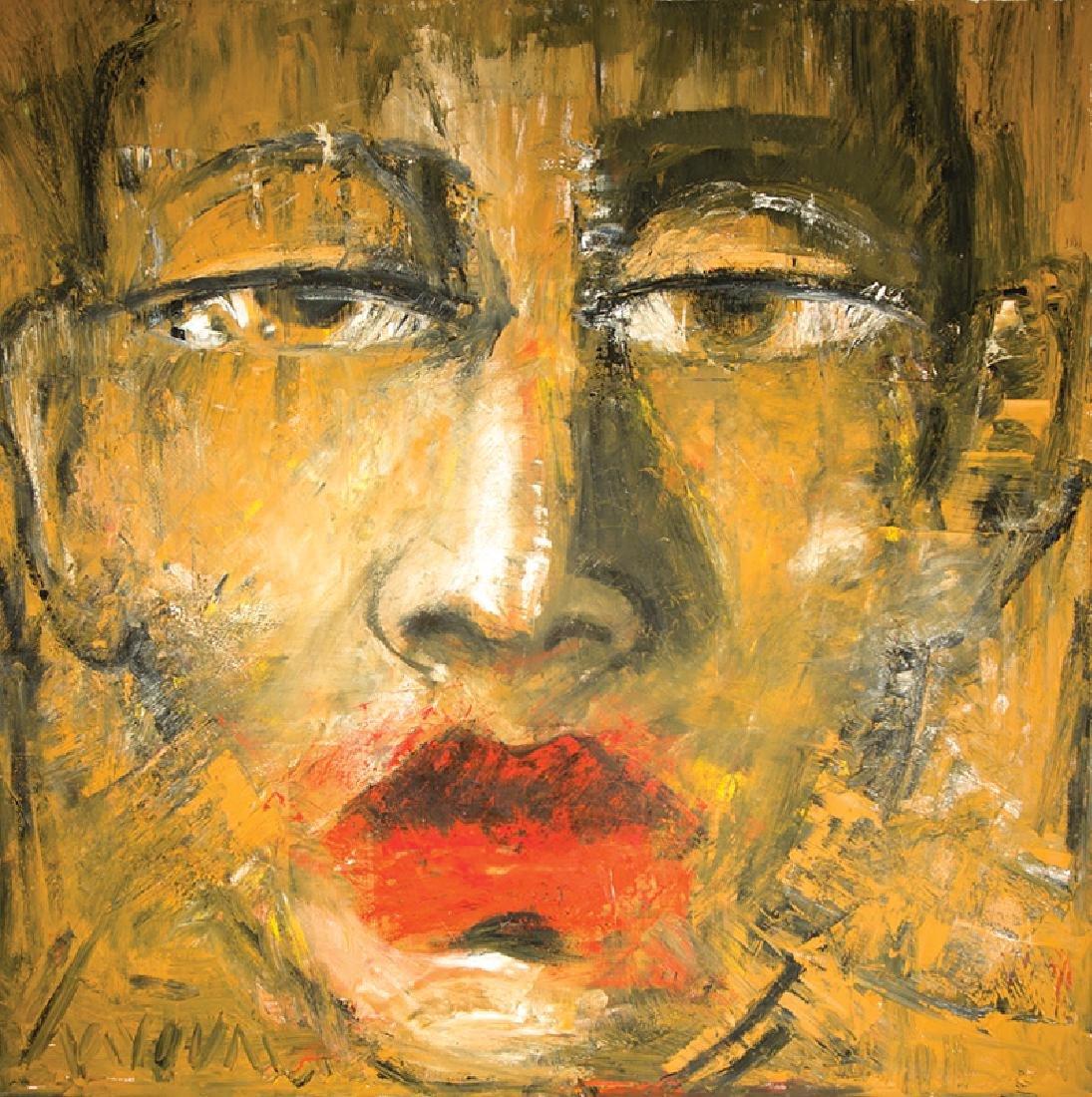 David Harouni (Iranian/New Orleans, b. 1962)
