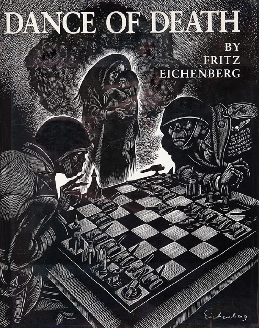 Fritz Eichenberg (German/American, 1901-1990)