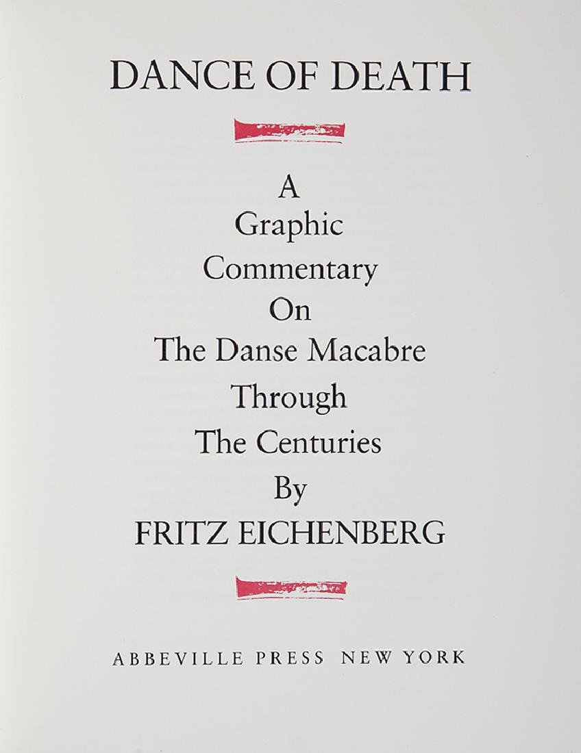 Fritz Eichenberg (German/American, 1901-1990) - 2
