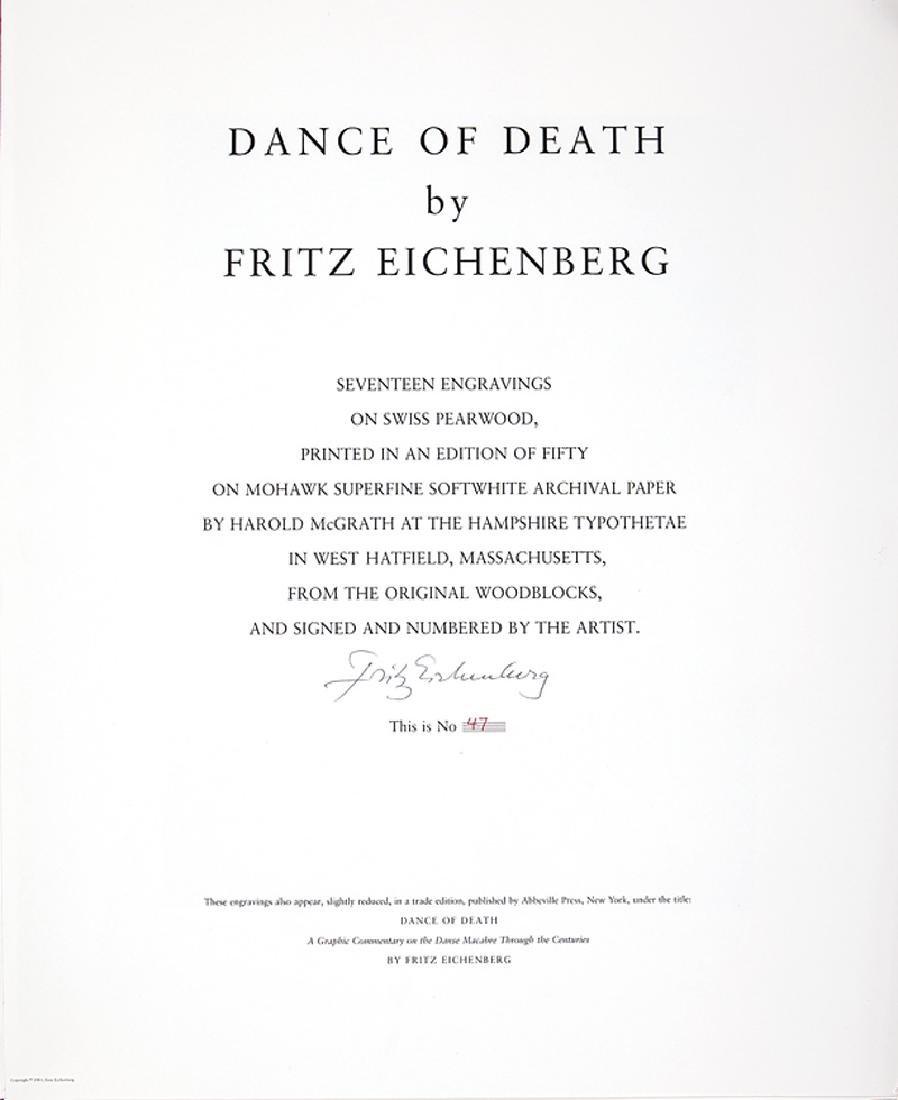 Fritz Eichenberg (German/American, 1901-1990) - 5