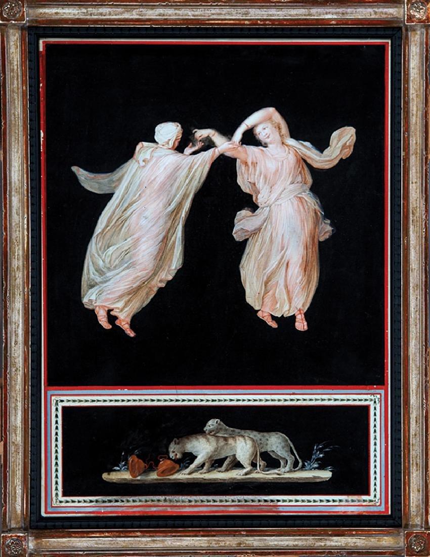 Attributed to Michelangelo Maestri (Italian 1779)