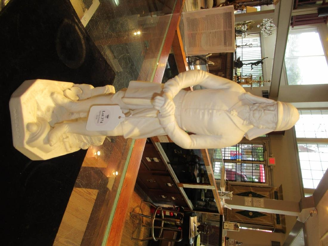 "Minton Parian Figure of ""Sir Henry Havelock"" - 3"