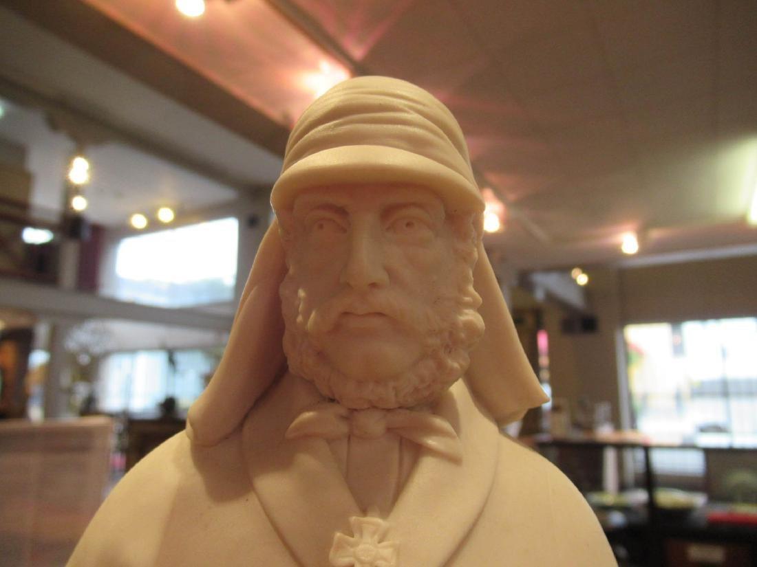 "Minton Parian Figure of ""Sir Henry Havelock"" - 4"