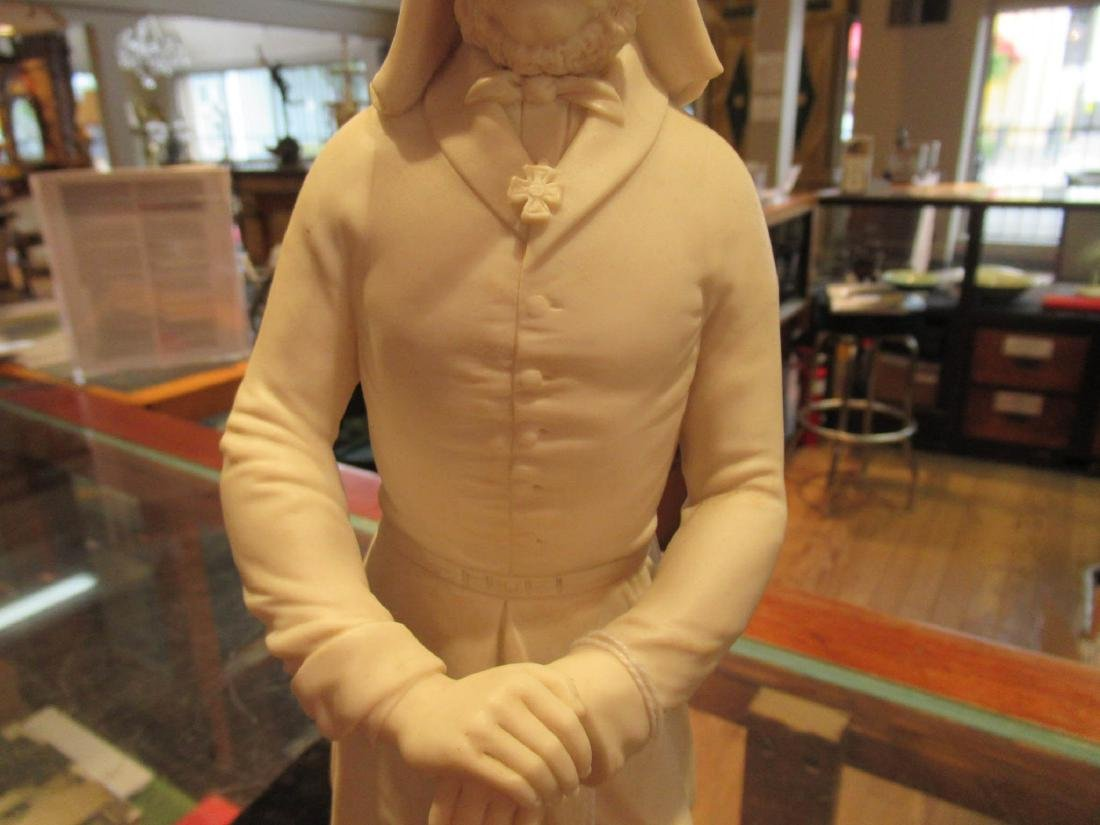"Minton Parian Figure of ""Sir Henry Havelock"" - 5"