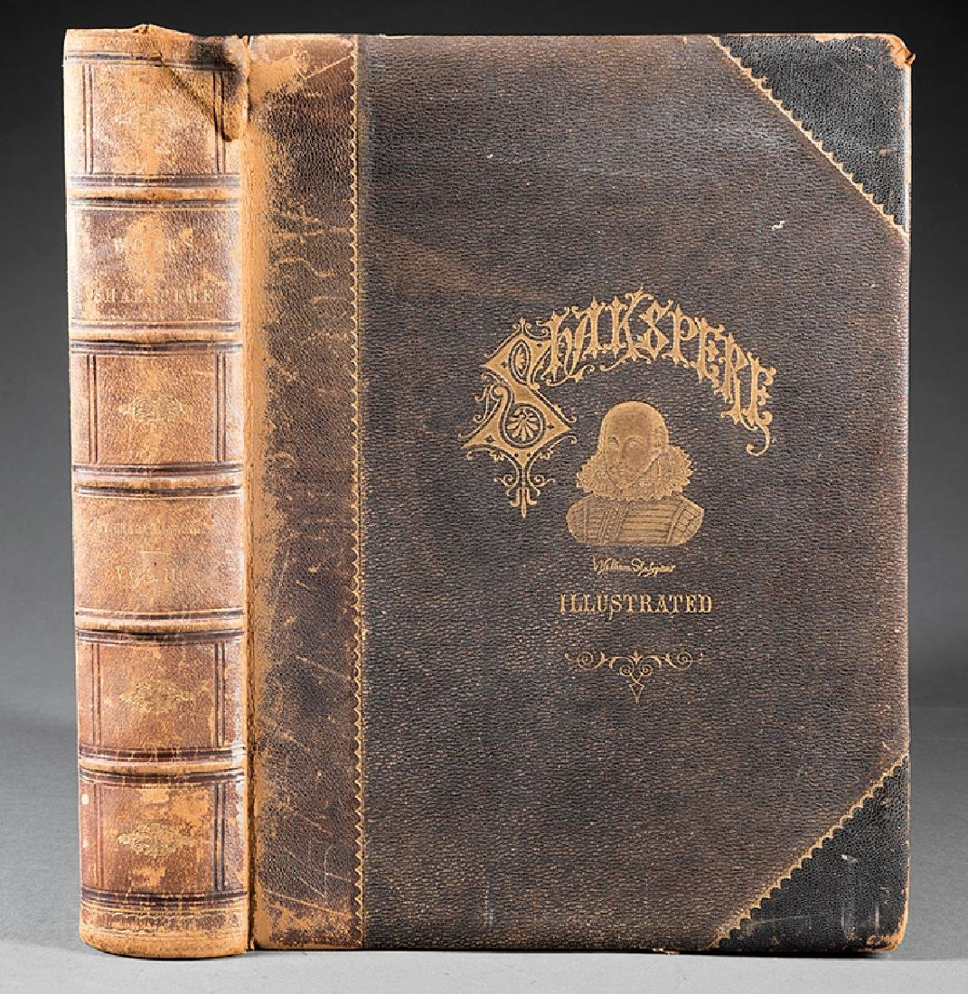 Works of Shakespeare, 1880