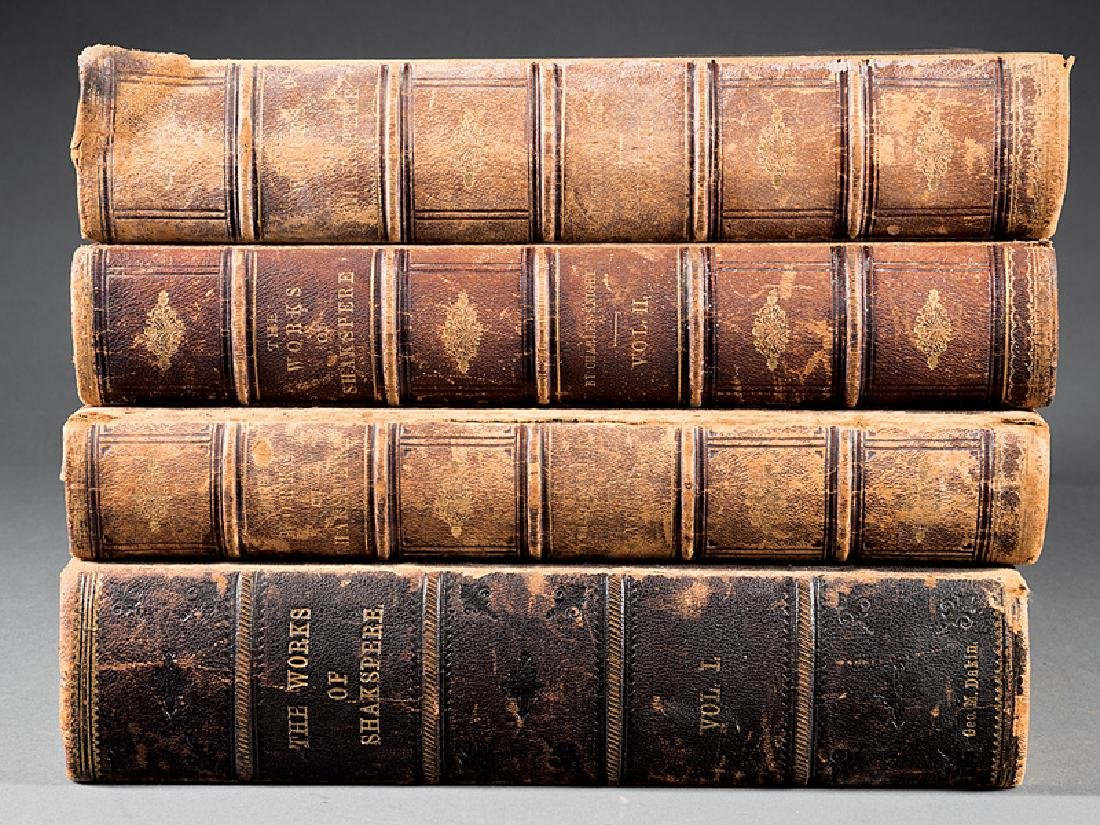 Works of Shakespeare, 1880 - 2