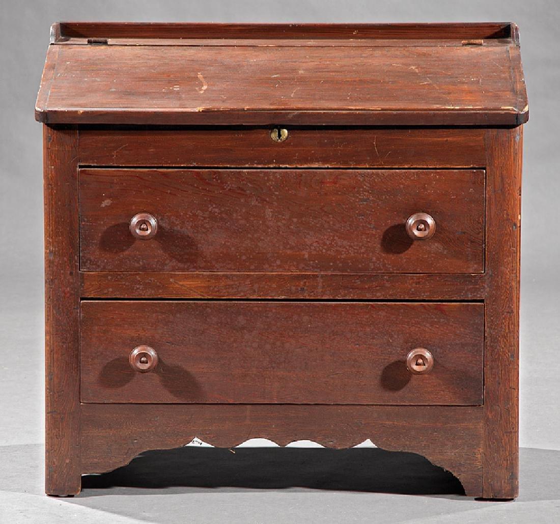 Good Louisiana Cypress Desk - 2