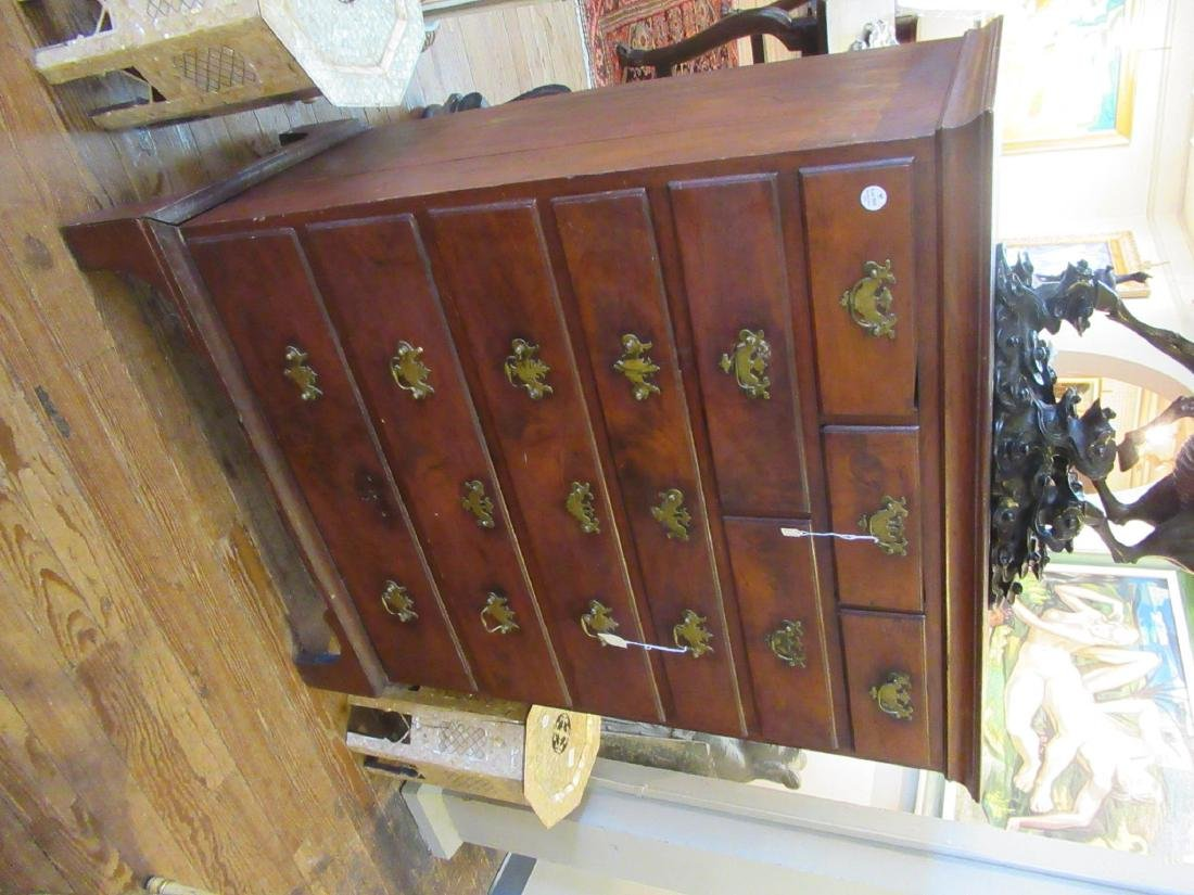Southern Federal Cherrywood Tall Chest - 4