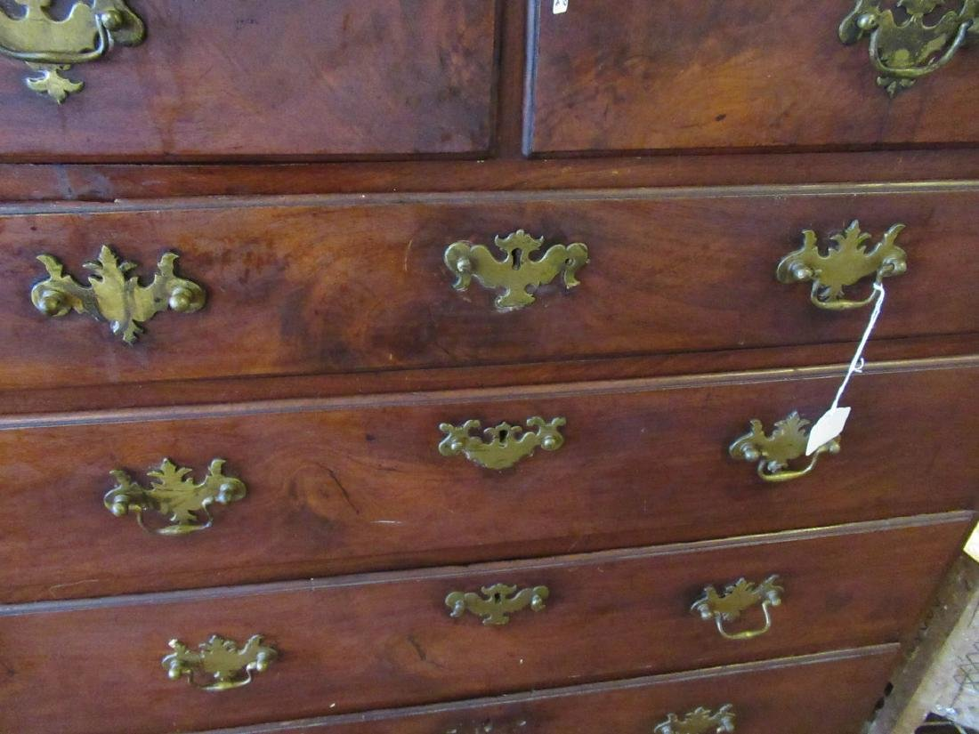 Southern Federal Cherrywood Tall Chest - 6