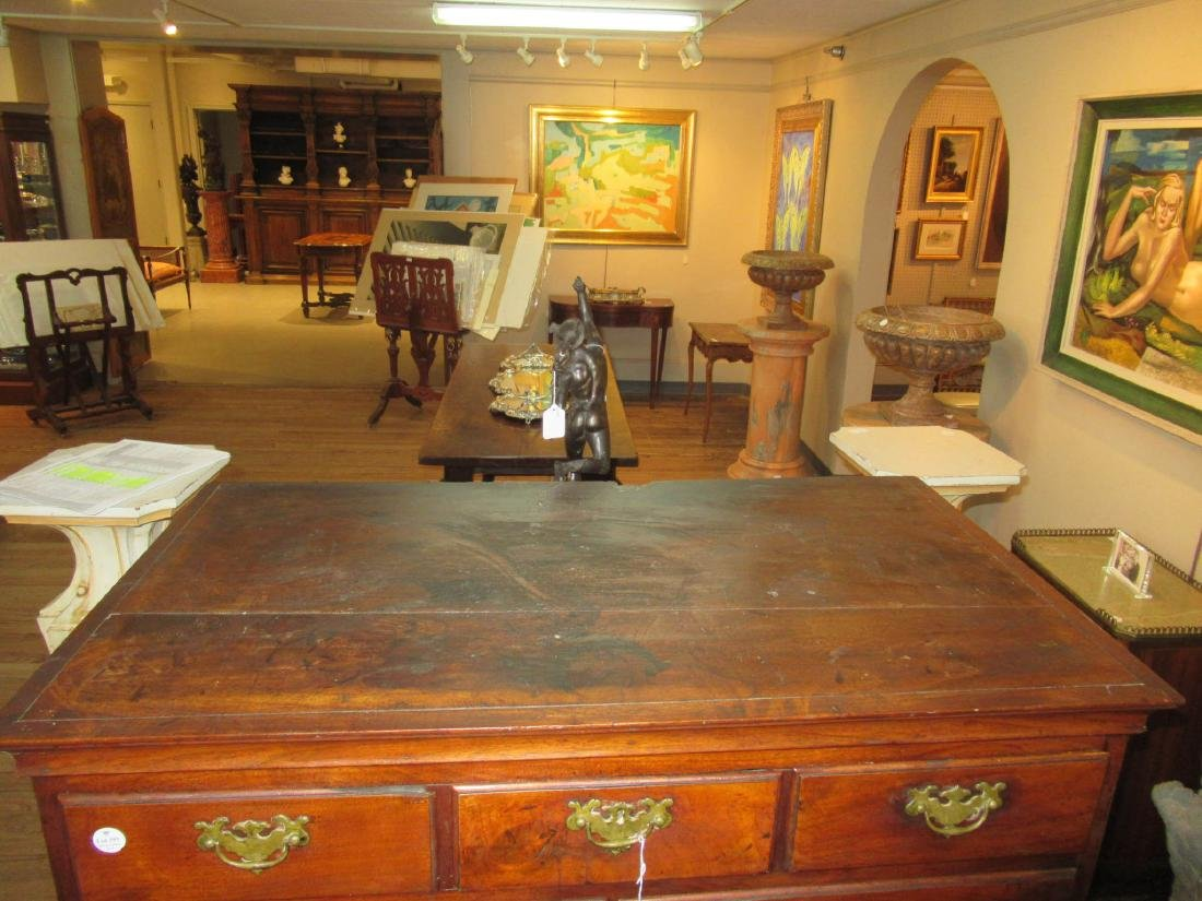 Southern Federal Cherrywood Tall Chest - 8