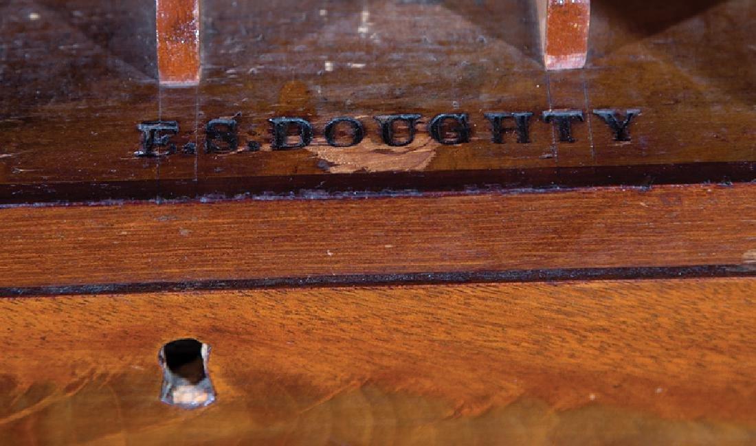 Southern Carved Cherrywood Plantation Desk - 3