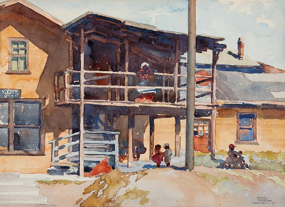 Charles Oglesby Longabaugh (American/Illinois)