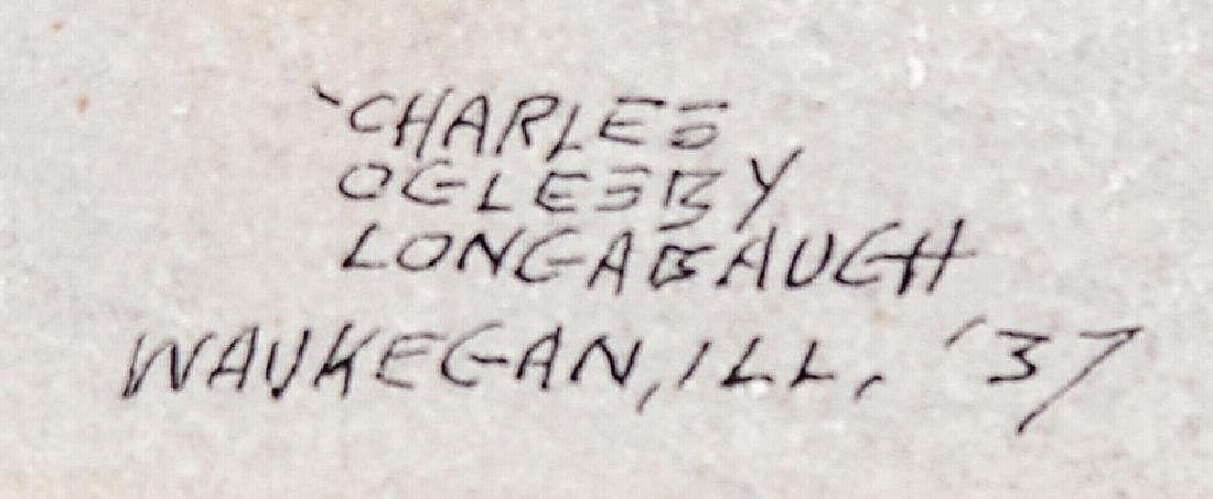 Charles Oglesby Longabaugh (American/Illinois) - 2
