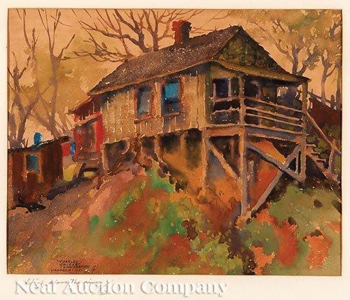 Charles Oglesby Longabaugh (American/Illinois) - 3