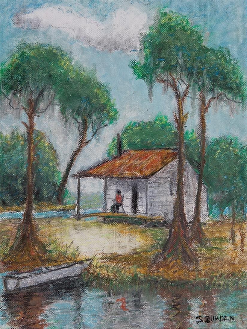 Steele Burden (American/Louisiana, 1900-1995)