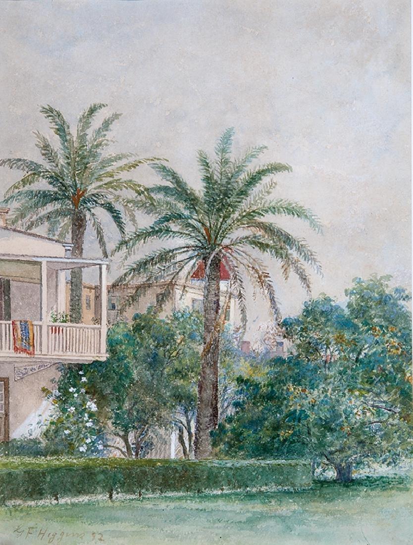 George Frank Higgins (American, b. 1850)