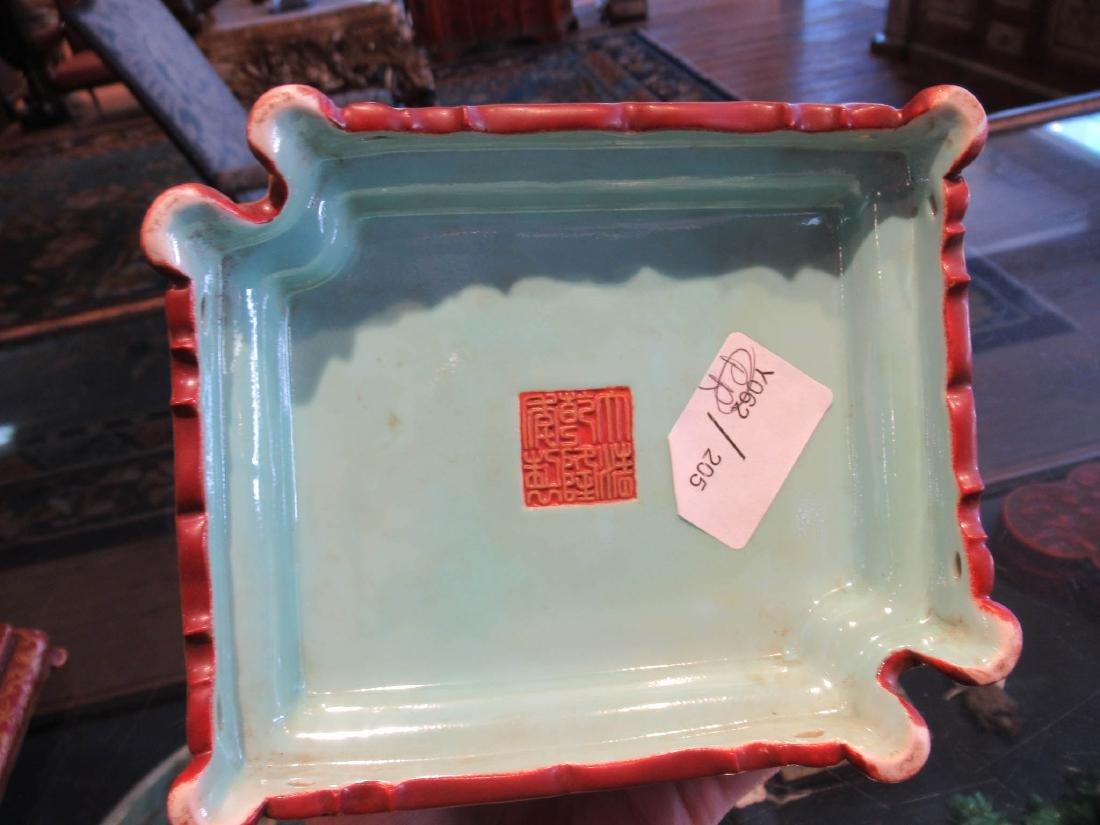 Chinese Porcelain Jardinieres - 4