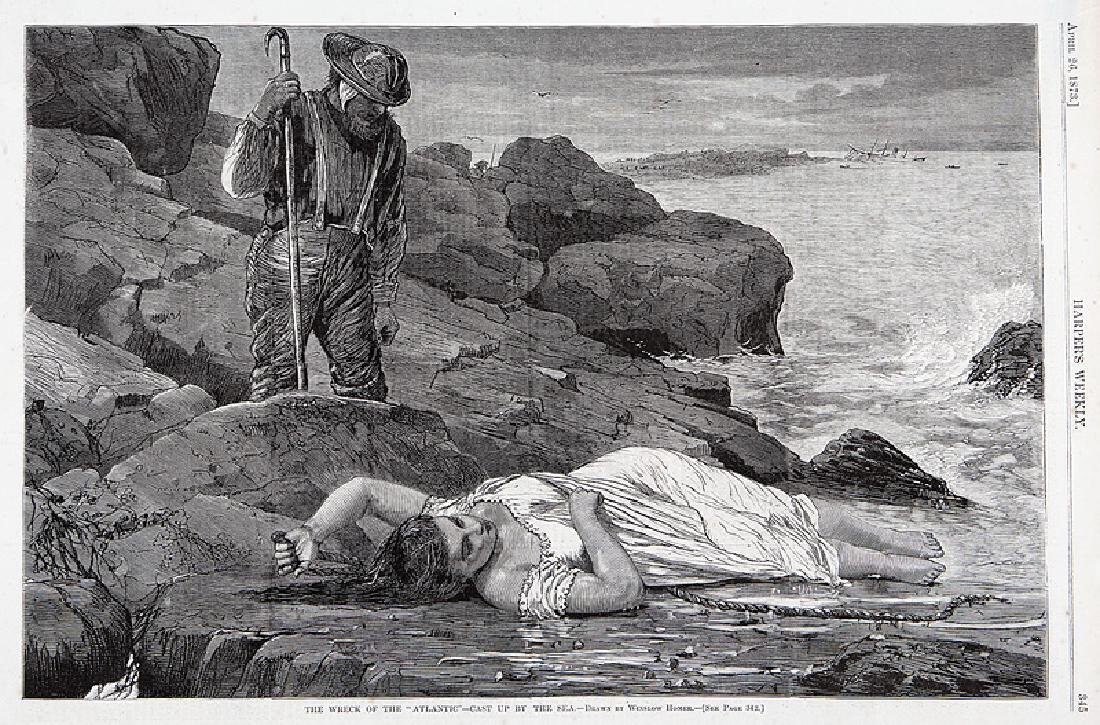 Winslow Homer (American, 1836-1910)