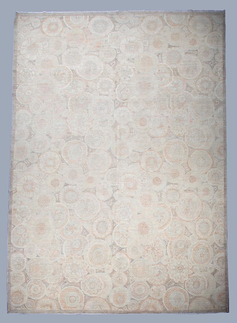 Contemporary Agra Carpet