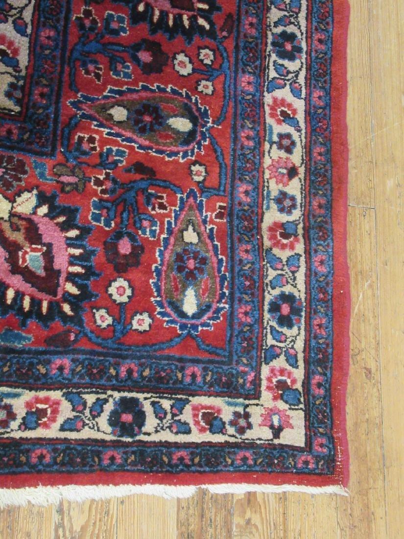 "Semi-Antique Persian ""Tree of Life"" Carpet - 6"