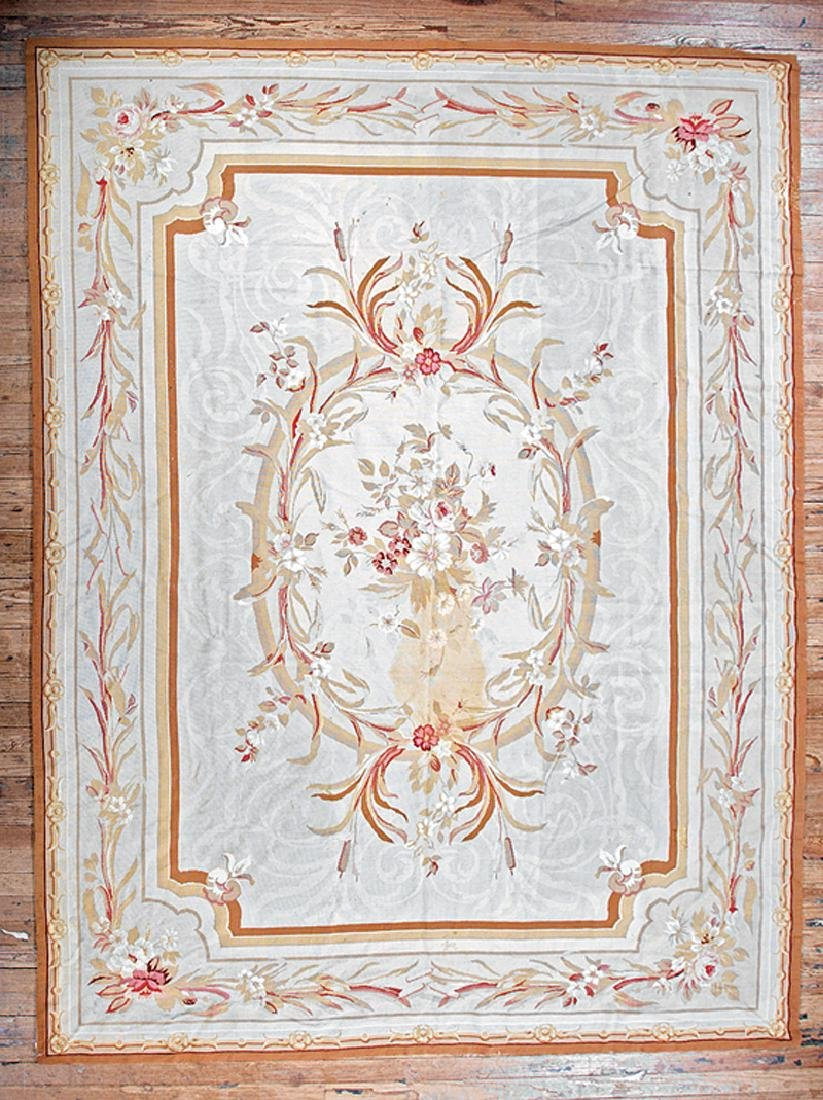 Aubusson-Style Carpet
