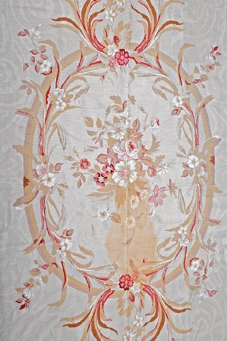 Aubusson-Style Carpet - 2