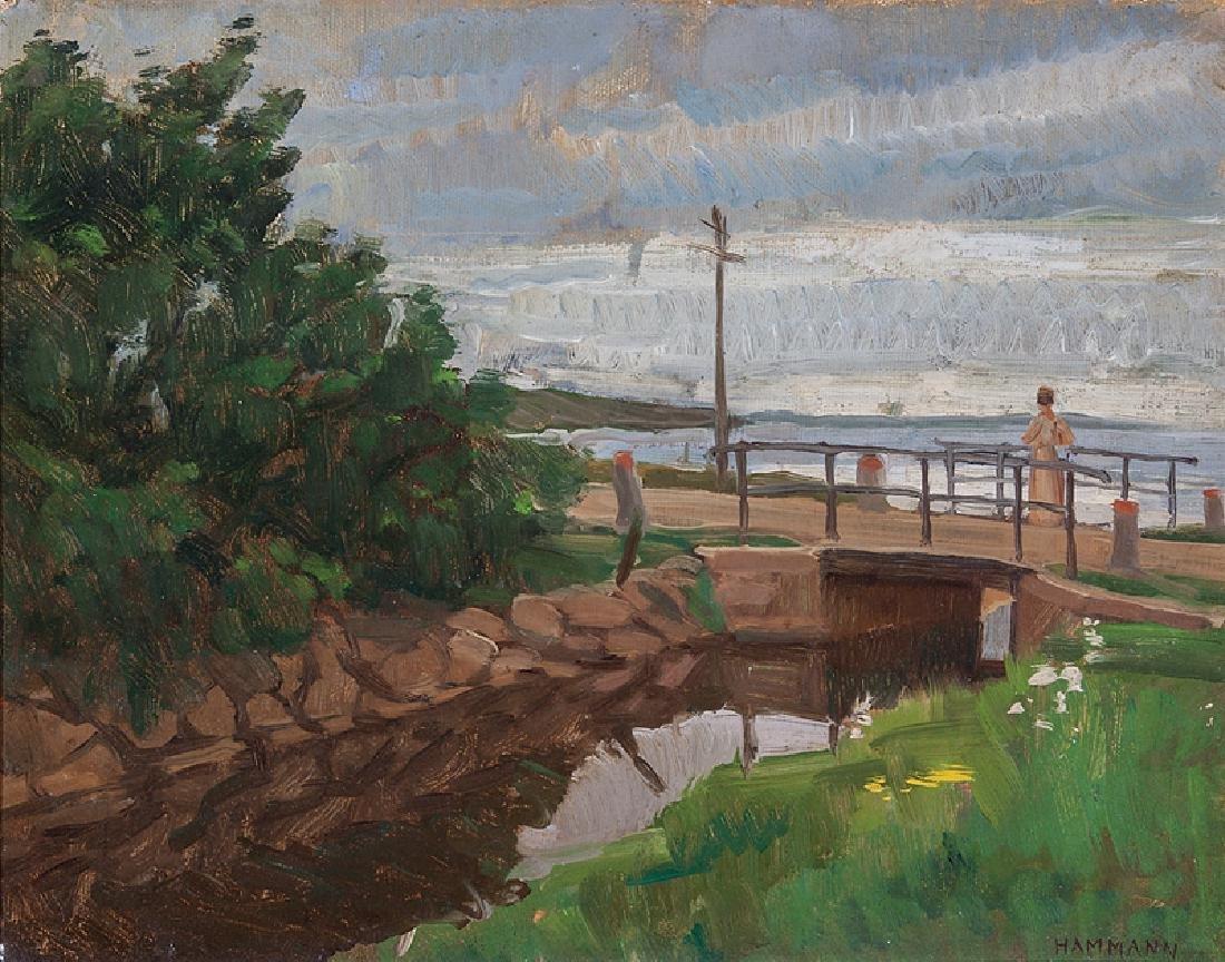 Marius Hammann (Danish, 1879-1936)