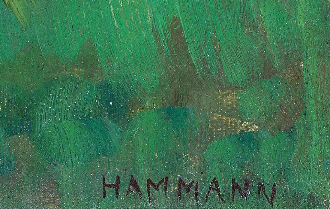 Marius Hammann (Danish, 1879-1936) - 2