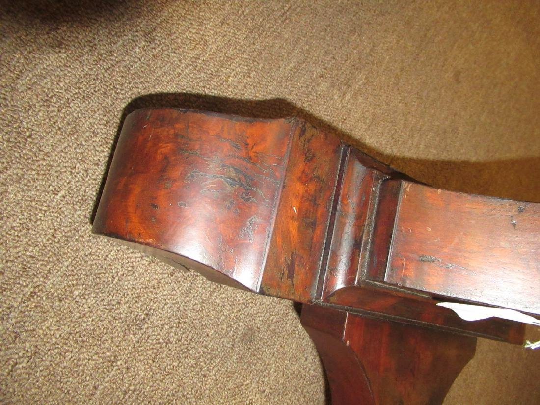 American Classical Mahogany Firescreen - 6
