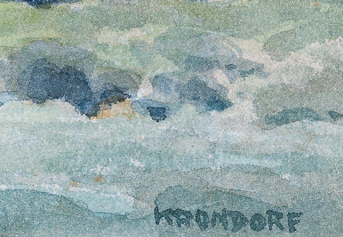 William Krondorf (German/Florida, 1878-1968) - 2