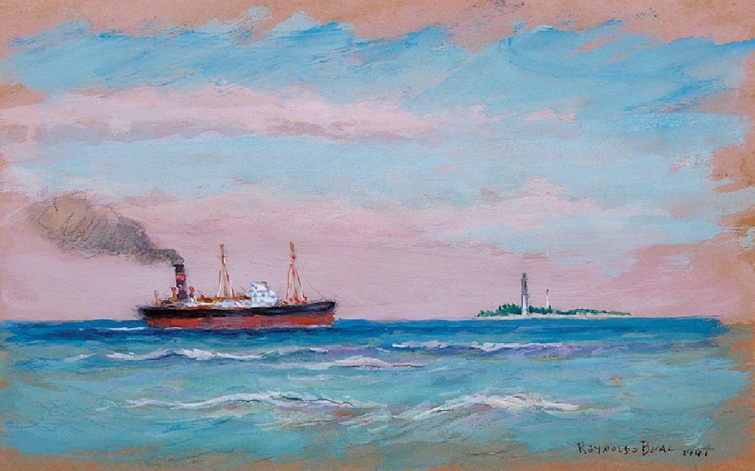 Reynolds Beal (American, 1866-1951) - 2