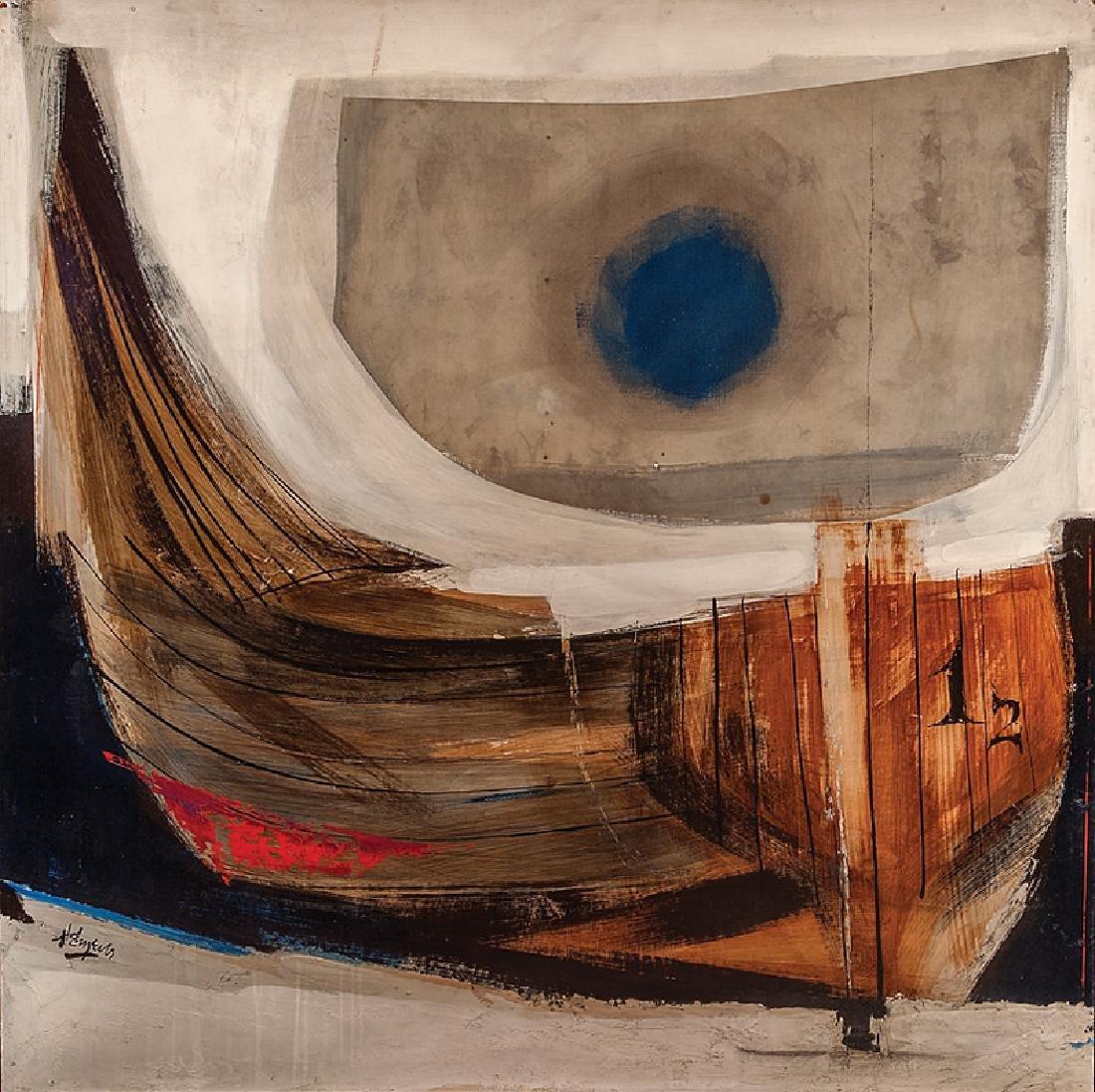 Robert Helmer (American/New Orleans, 1922-1990)